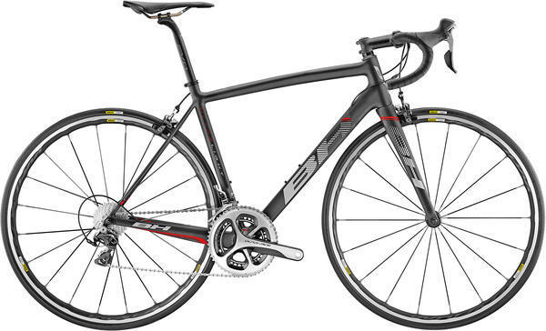 BH Bikes Ultralight Dura-Ace Color: Black/Red/Grey