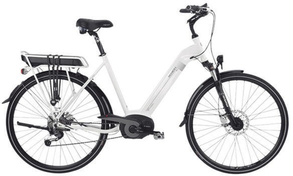 BH Bikes Xenion City Wave Color: White
