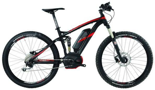 BH Bikes Xenion Jumper 27.5 Color: Black/Red