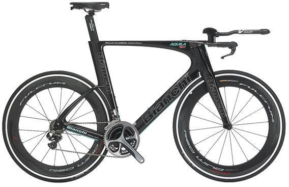 Bianchi Aquila CV Frameset Price listed is form frameset as defined in Specs. Complete bike shown.
