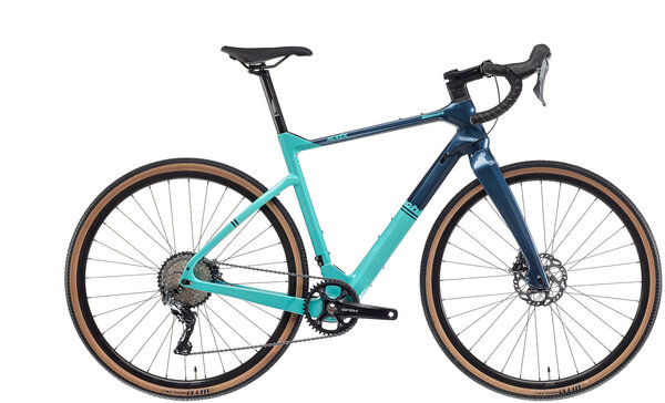 Bianchi Arcadex GRX 810 Color: Celeste/Blue
