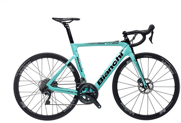 Bianchi Aria E-Road Color: CK16 Gloss