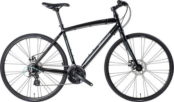 Bianchi C-Sport 1 Disc Color: Black Matte