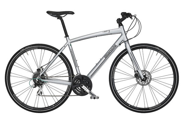 Bianchi C-Sport 2 Color: Silver