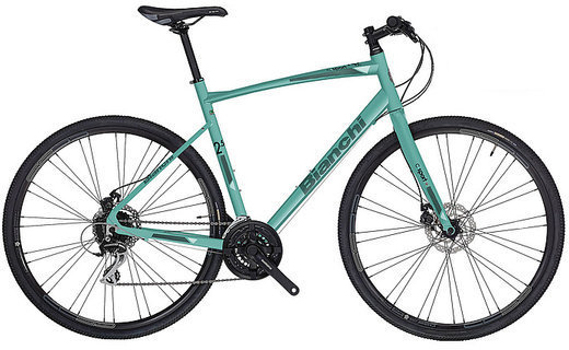 Bianchi C-Sport 2.5 Image differs from actual product. Represents color.