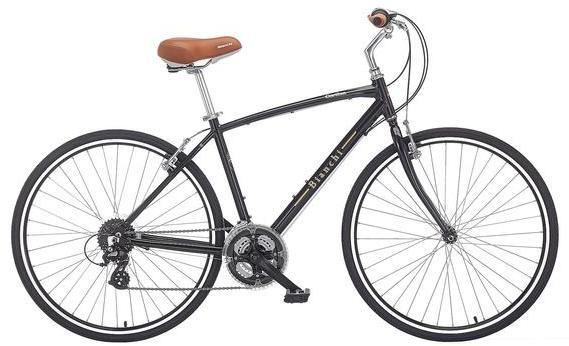 Bianchi Cortina Color: Black