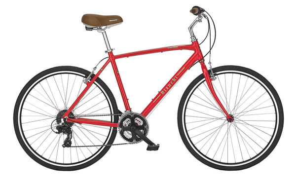 Bianchi Cortina Color: Red