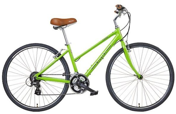 Bianchi Cortina Dama Color: Greenery