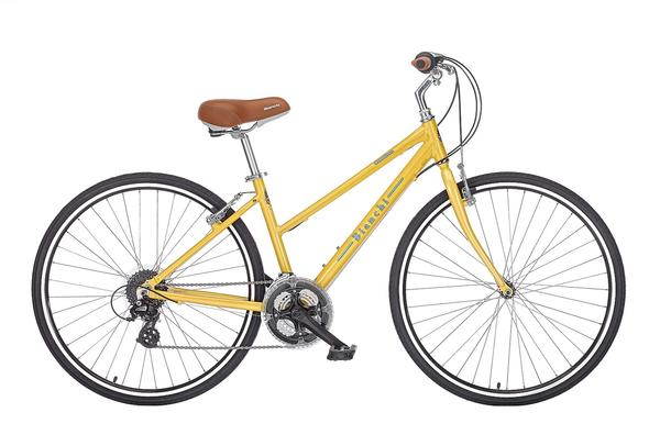 Bianchi Cortina Dama Color: Yellow