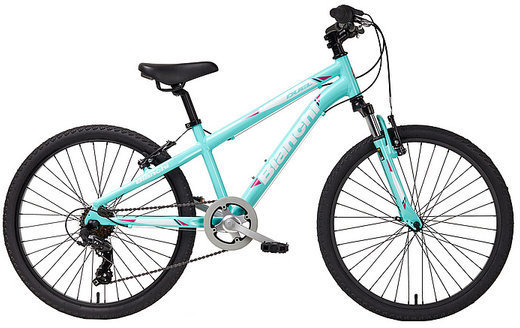 Bianchi Duel 24 Girls Color: Celeste