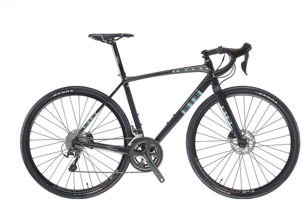 Bianchi Impulso All Road Tiagra Color: Black Matte