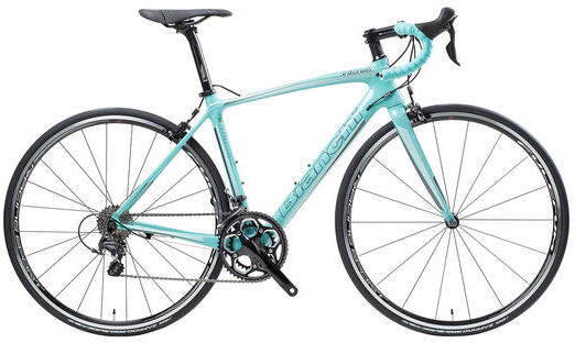 Bianchi Impulso Dama Tiagra Spec in image differs from actual product