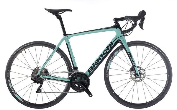 Bianchi Infinito CV Disc 105 Color: CK16 Gloss