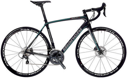 Bianchi Infinito CV Disc Frameset Price listed is for frameset as defined in specs, image differs.