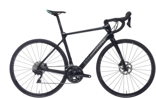 Bianchi Infinito XE Disc 105 Color: Black Gloss