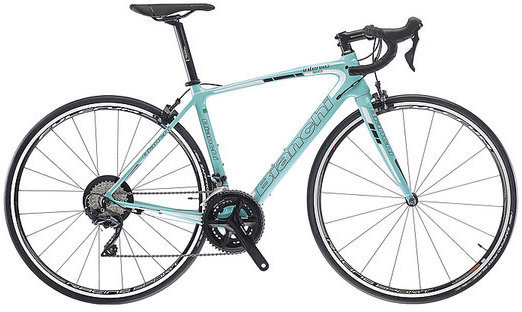 Bianchi Intenso Dama Ultegra Di2 Image differs from actual product