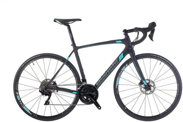 Bianchi Intenso Disc 105 Color: Black