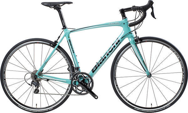Bianchi Intenso Ultegra Di2 Image differs from actual product