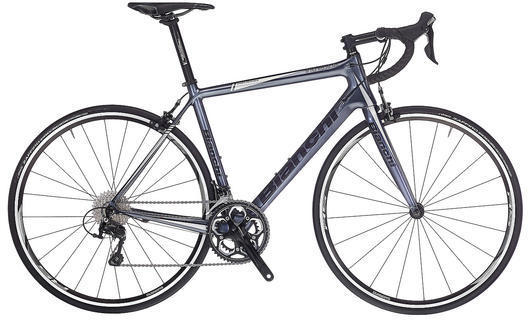 Bianchi Intrepida 105 Color: Graphite Gloss/Black Gloss