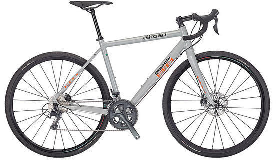 Bianchi All-Road Tiagra Color: Grey