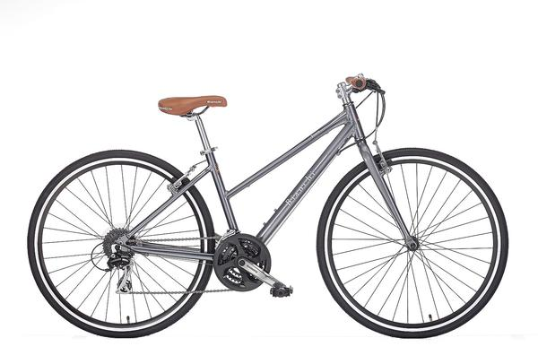 Bianchi Iseo Dama Color: Nickel