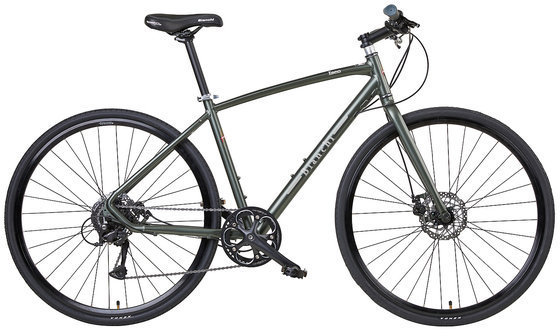 Bianchi Iseo Disc Color: Midnight Emerald Matte