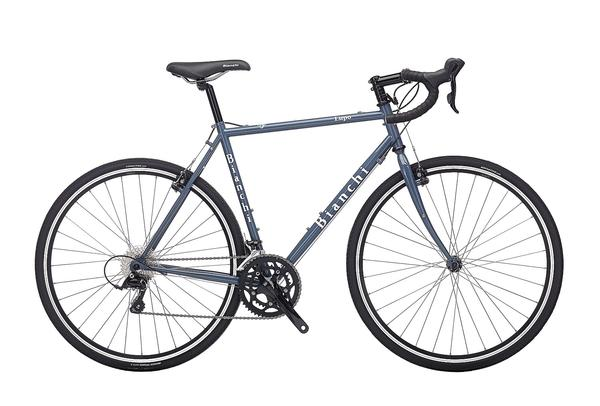 Bianchi Lupo Color: Blue-Grey