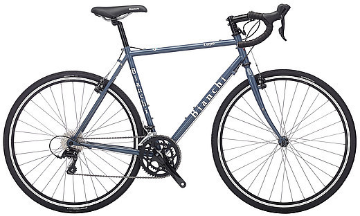 Bianchi Lupo Color: Grey/Blue