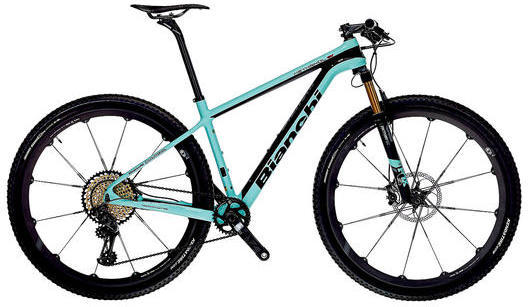 Bianchi Methanol 9.1 CV Image may differ from actual product