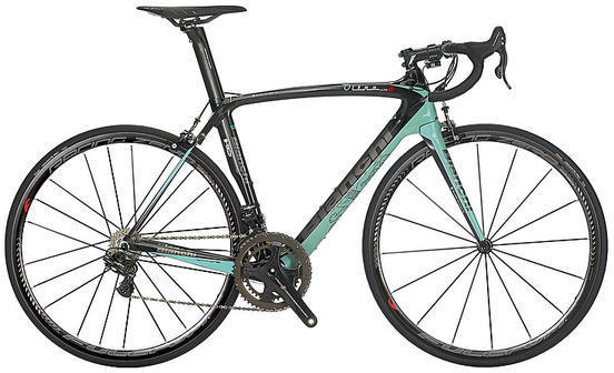 Bianchi Oltre XR.2 Frameset Image differs from actual product