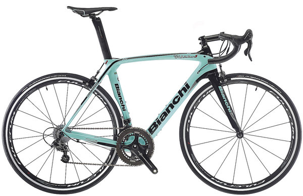 Bianchi Oltre XR3 Chorus Color: CK16 Gloss