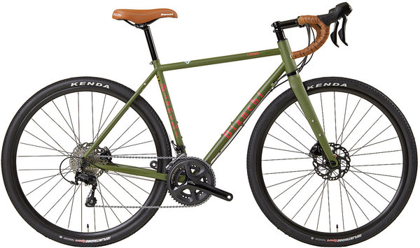 Bianchi Orso 105 Color: Military Green