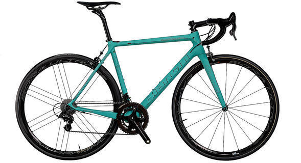 Bianchi Specialissima Super Record Image may differ from actual product