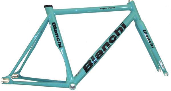 Bianchi Super Pista Frameset