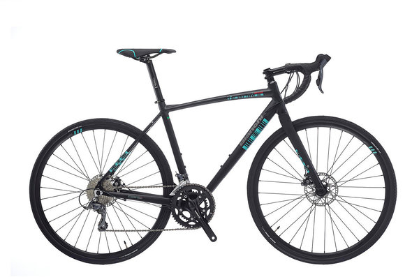 Bianchi Via Nirone All Road Claris Color: Black Matte