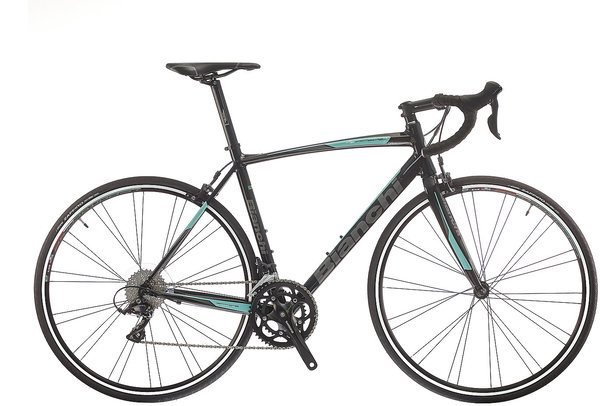 Bianchi Via Nirone Sora Color: Black/CK16 Gloss