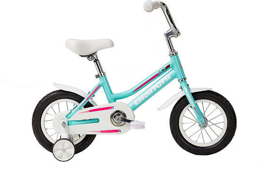 Bianchi XR12 Girls Color: Celeste