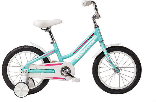 Bianchi XR16 Girls Color: Celeste