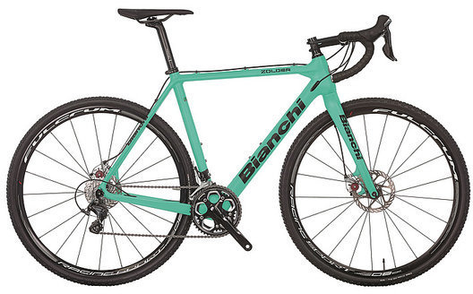 Bianchi Zolder Disc Image differs from actual product