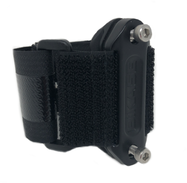 BiKASE Anywhere Cage Strap Adapter Color: Black