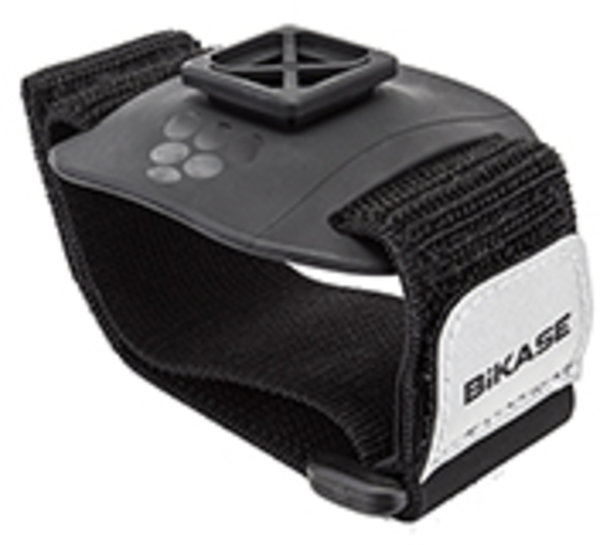 BiKASE Armband with Bracket Color: Black