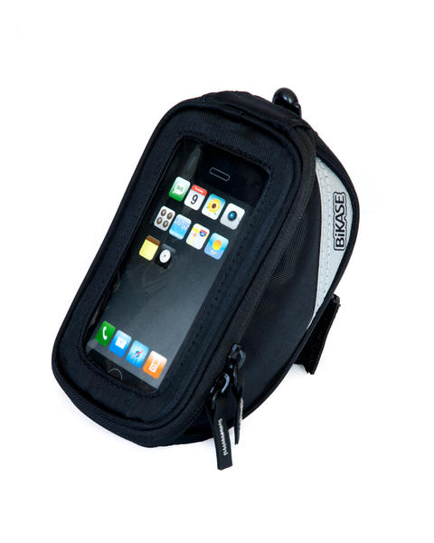 BiKASE Beetle Top Tube/Stem Phone Bag