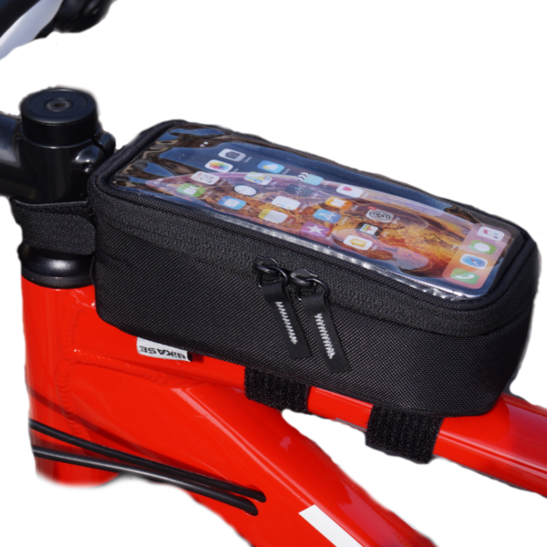 BiKASE Beetle X Phone Bag for 6-inch Phones Color: Black