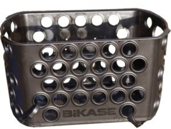 BiKASE Bessie Rear Basket Color: Black