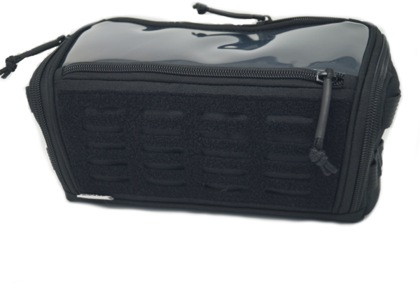 BiKASE Buddy Handlebar Bag Color: Black