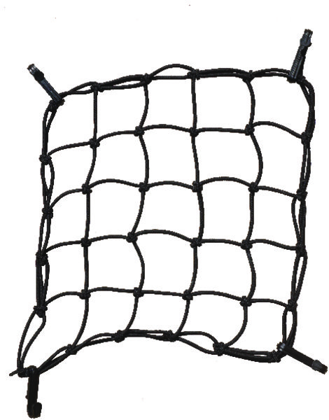 BiKASE Bungee Net Color: Black