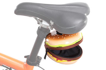 BiKASE Cheeseburger Seat Pack