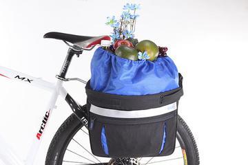 BiKASE Grocery Pannier
