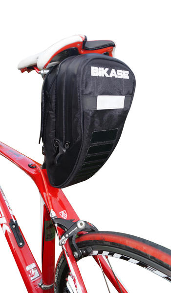 BiKASE Transporter Seat Bag