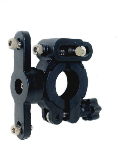 BiKASE Quick Release Adjustable Cage Bracket